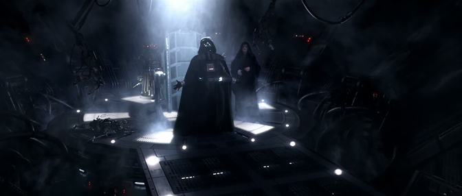 Vader NOOOOOO