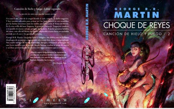 Cancion de hielo y fuego (George R.R. Martin) Cancion_de_hielo_y_fuego_choque_de_reyes