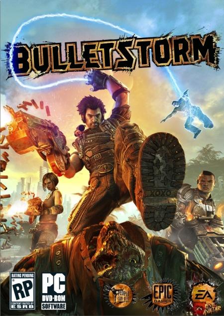 bulletstorm portada