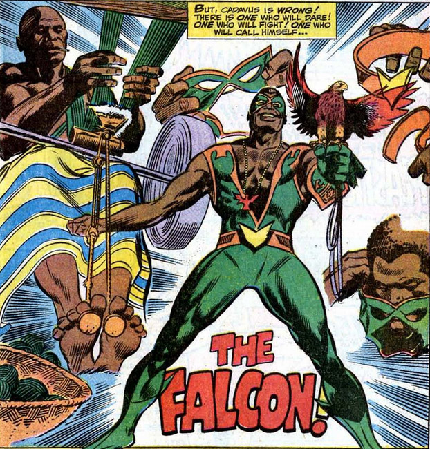 the falcon el halcón original