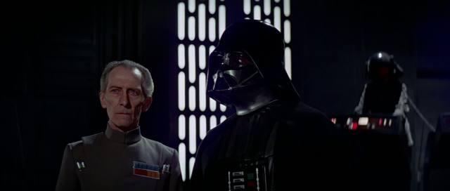 Vader & Tarkin