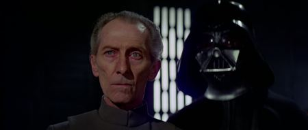 Tarkin Vader Peter Cushing
