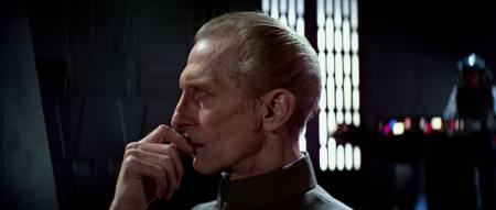 Tarkin waiting