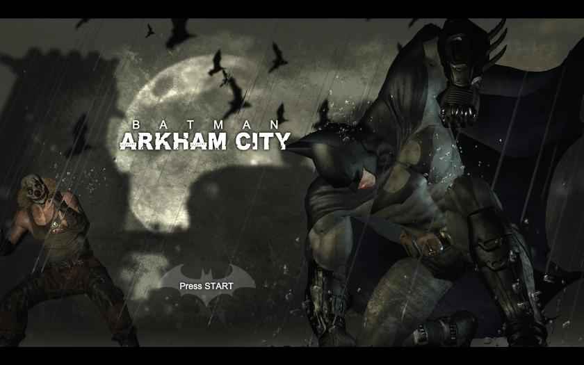 Batman Arkham City Main