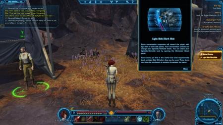 Star Wars Old Republic standby