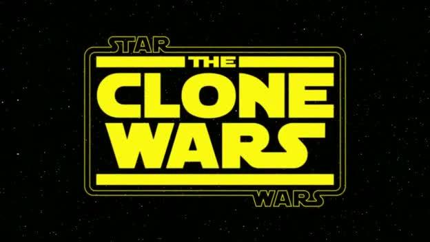 Clone Wars Title