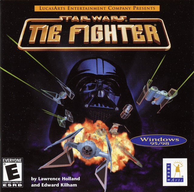 Star Wars - TIE Fighter - Collector's Edition
