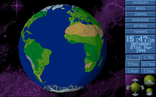 Xcom Geoscape