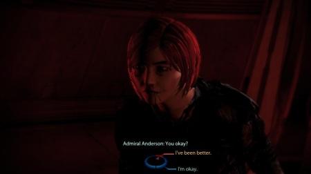 Mass Effect 3 Femshep I've been better