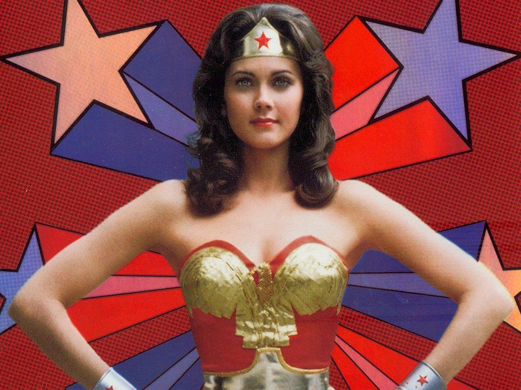 Lynda Carter Wonder Woman Costume