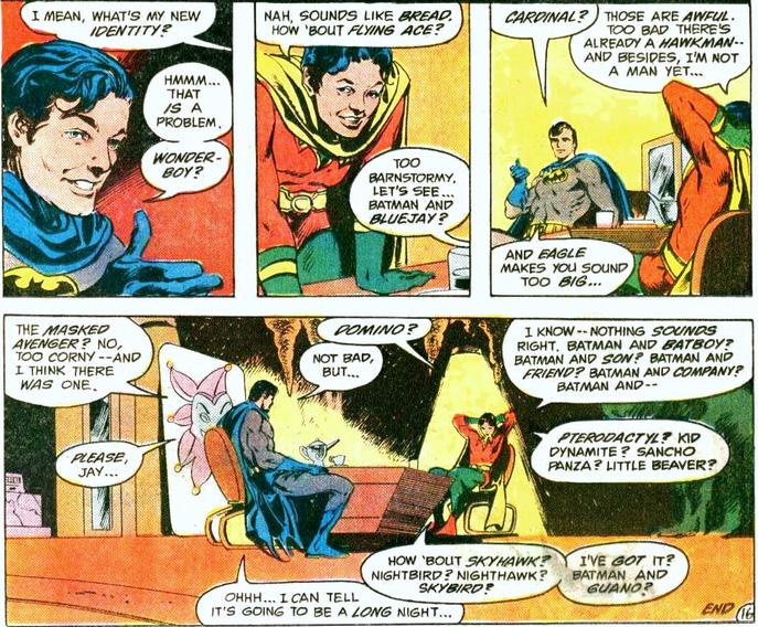 Detective Comics 534 Batman Jason Todd