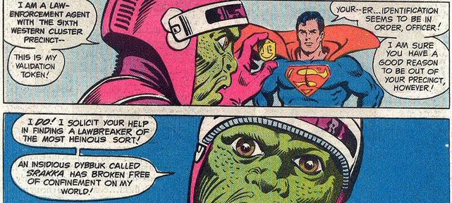 Superman 391 green lantern lo haría mejor