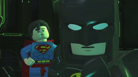 Lego Batman 2 Batman Superman