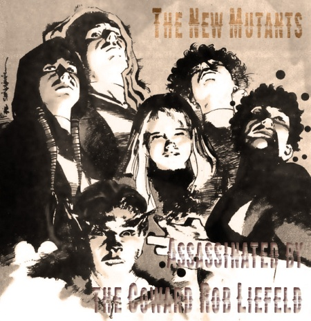 New mutants western