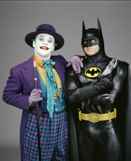 BATMAN 1989 Joker Tim Burton