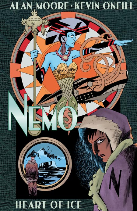 Alan-Moore-Kevin-Oneill-Nemo-Heart-of-Ice