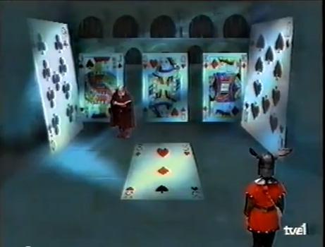 El rescate del talisman sala cartas