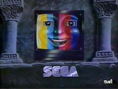 El rescate del talisman televisor SEGA