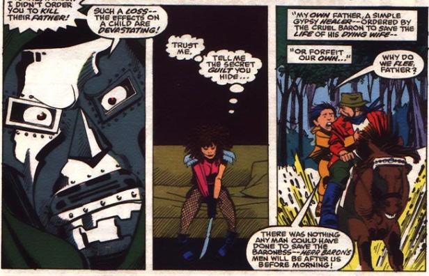 Power Pack 53 Typhoid Mary Doctor Doom secret guilt