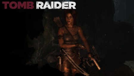 Tomb rider bow