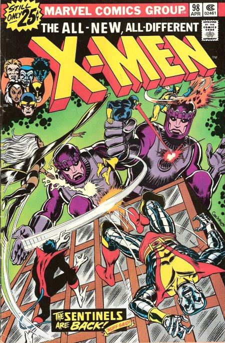 Uncanny X-men 98