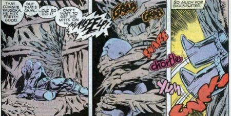 Uncanny X-Men 240 marauder inferno