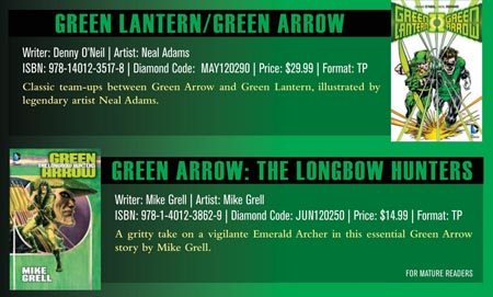 DC_Entertainment_Essential_Graphic_Novels_and_Chronology_green_arrow