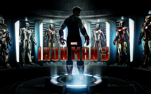 Iron Man 3 trajes