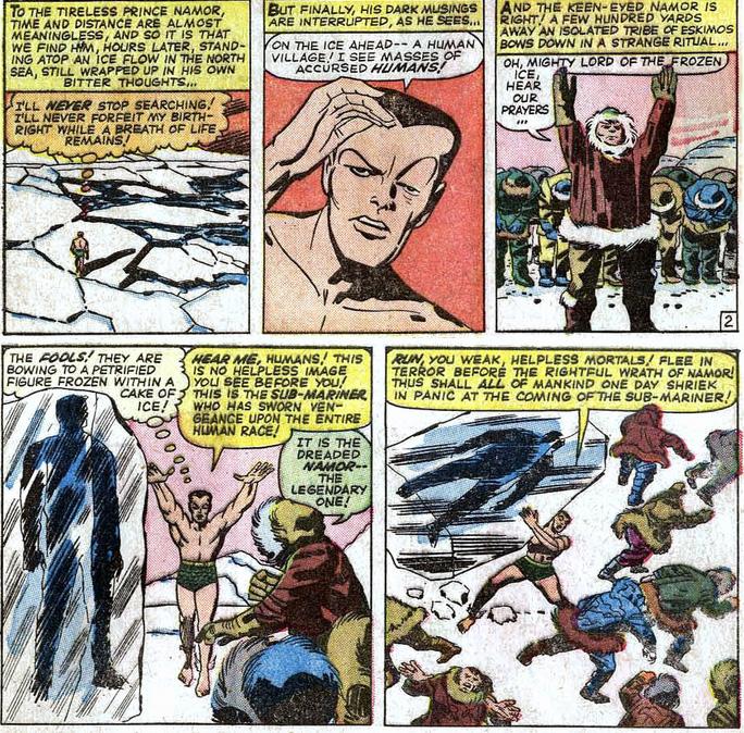 Avengers 5 namor
