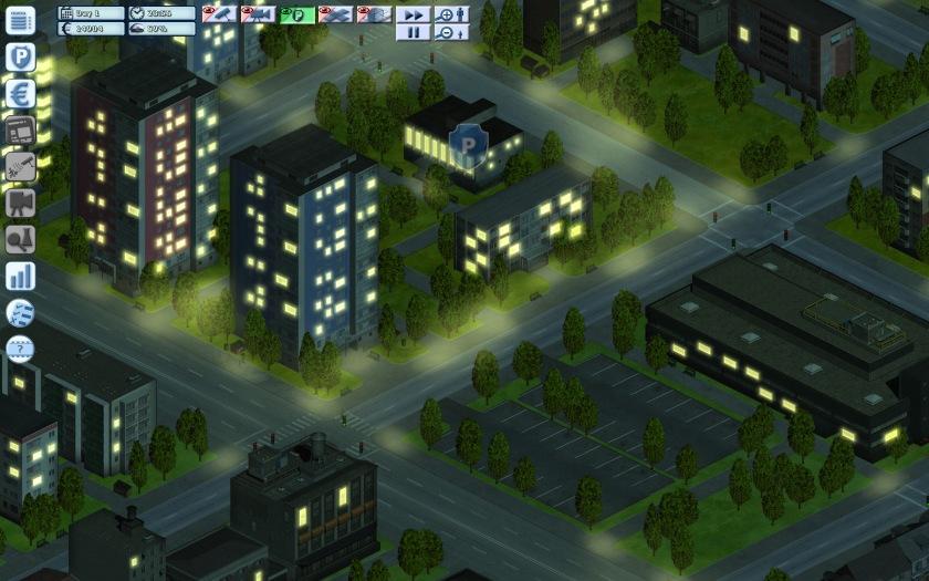 Police Simulator 2 de noche