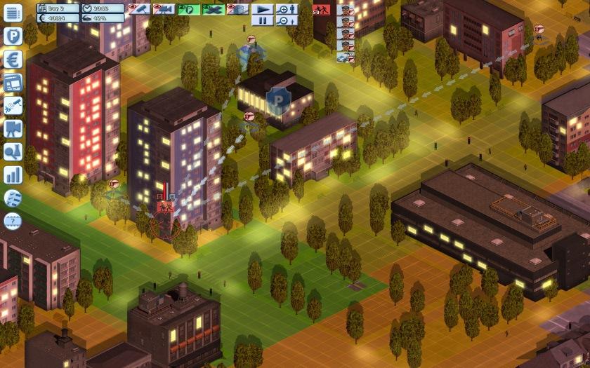 Police Simulator 2 el levantacarteras