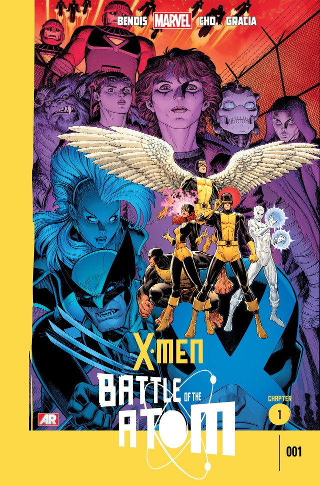 X-Men - Battle of the Atom 1