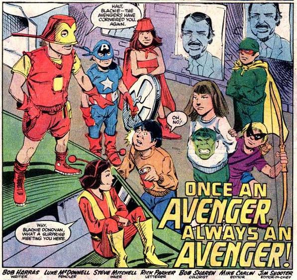 Iron Man 178 bob harras assistant editor