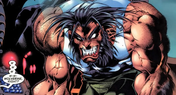 Wolverine madureira