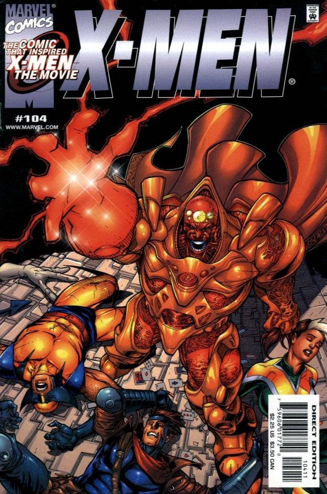 X-Men 104 Neo Claremont Movie