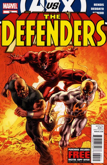 new-avengers-bendis-daredevil-luke-cage-iron-fist-defenders-netflix