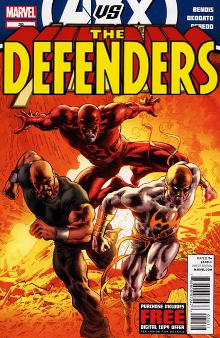 new-avengers-bendis-daredevil-luke-cage-iron-fist-defenders-netflix
