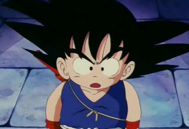 Son Goku Pilaf