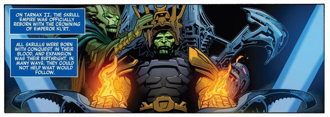 Superskrull emperor