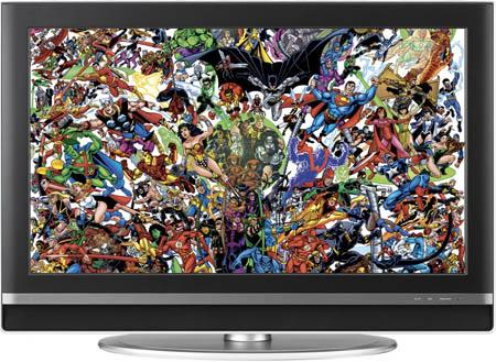television-superheroes-series-marvel-dc-