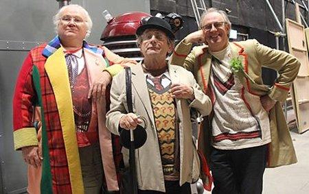 The Five(ish) Doctors Reboot