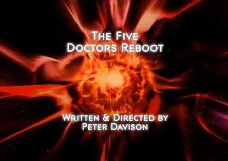 The Five(ish) Doctors Reboot2