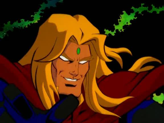 Adam Warlock animated