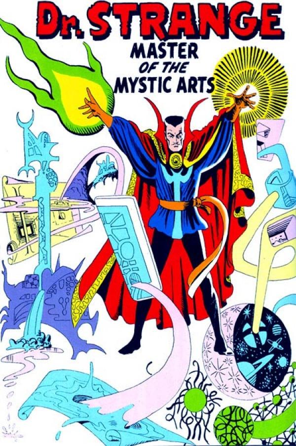 doctor-strange-doctor-extraño-steve-ditko-stan-lee-marvel-strange-tales_