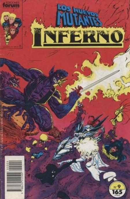 Inferno 9 forum nuevos mutantes
