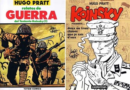Relatos de guerra del teniente Koinsky