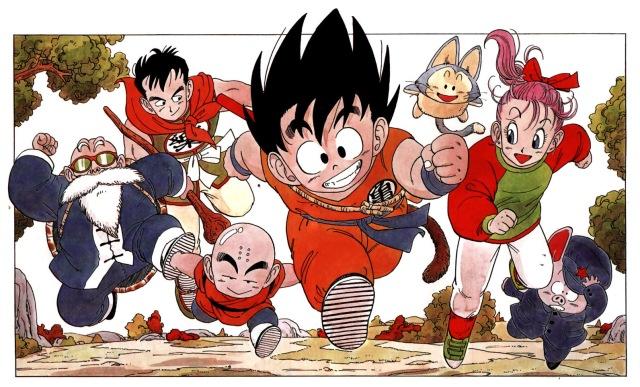 Dragon Ball grupo group