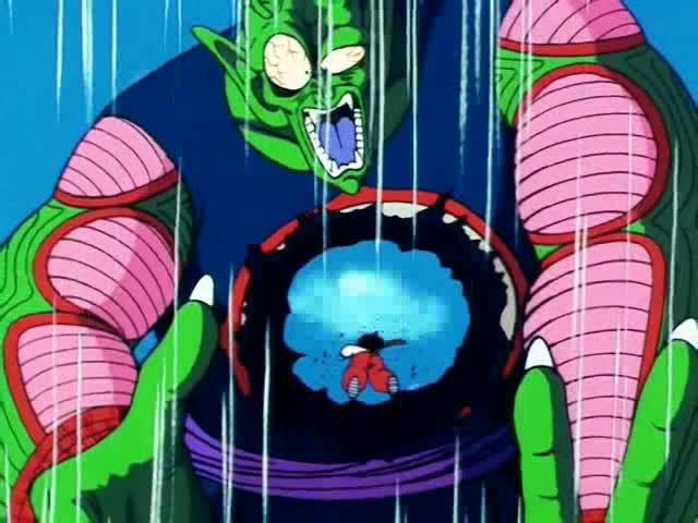 Dragon Ball Muerte Picolo Daimao