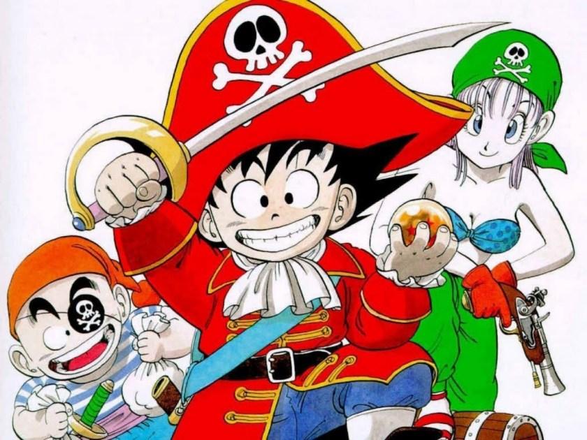 dragon ball piratas
