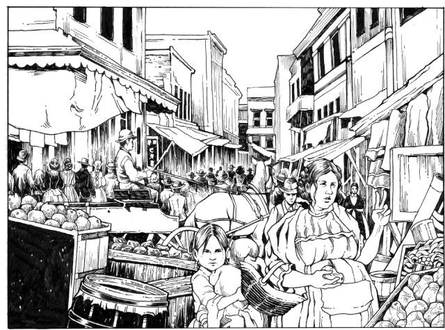 Fowler market